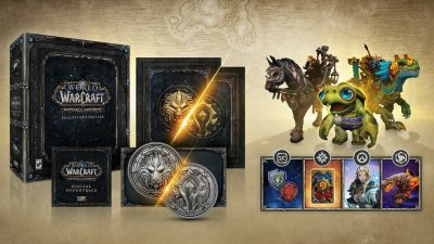 World of Warcraft: Battle for Azeroth. Collector's Edition
