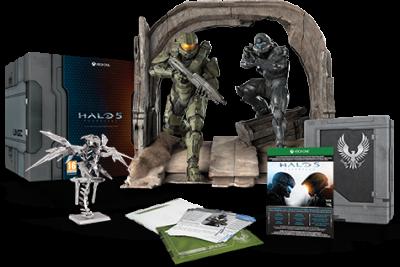 Halo 5: Guardians. Коллекционное издание Xbox One