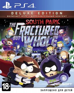 South Park. The Fractured but Whole. Deluxe Edition
