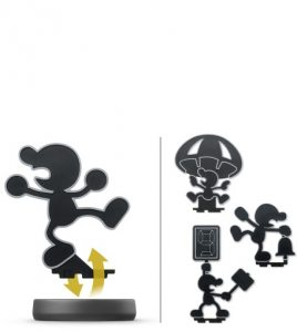 Г-н Game and Watch (SUPER SMASH BROS)