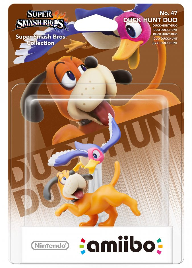 Дуэт Duck Hunt (SUPER SMASH BROS)