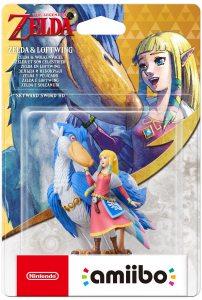 Зельда и Небокрыл (Skyward Sword)
