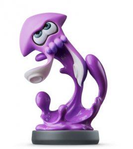 Инклинг-кальмар (фиолетовый)