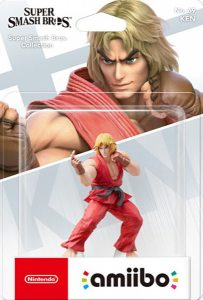 Кен (SUPER SMASH BROS)