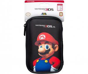 Чехол для Nintendo 3DS XL Марио (черный)