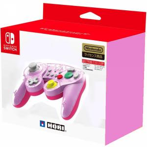 Геймпад для Nintendo Switch - Hori BATTLE PAD (PEACH)