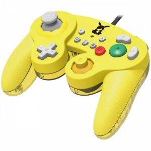 Геймпад для Nintendo Switch - Hori BATTLE PAD (PIKACHU)