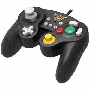 Геймпад для Nintendo Switch - Hori BATTLE PAD (ZELDA)