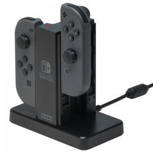 Зарядное устройство для 4-х контроллеров Joy-Con