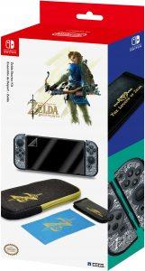 Набор аксессуаров Zelda Starter Kit для Nintendo Switch