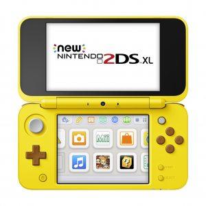 New Nintendo 2DS XL Pikachu Edition. Ограниченное издание