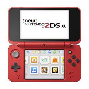 New Nintendo 2DS XL Poke Ball Edition. Ограниченное издание