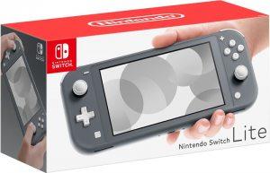 Игровая консоль Nintendo Switch Lite (серый)