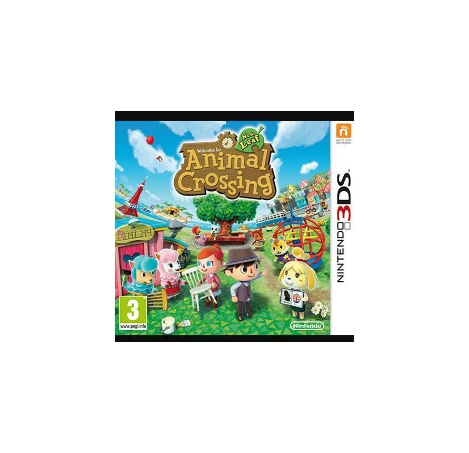 Nintendo Animal Crossing: New Leaf Nintendo