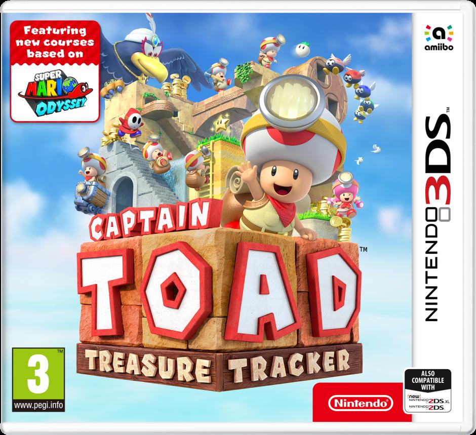 Nintendo Captain Toad: Treasure Tracker Nintendo