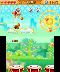 Nintendo Kirby: Triple Deluxe Nintendo