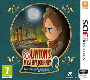 Nintendo LAYTON'S MYSTERY JOURNEY: Katrielle and the Millionaires' Conspiracy