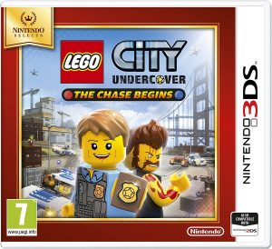 Nintendo LEGO City Undercover: The Chase Begins