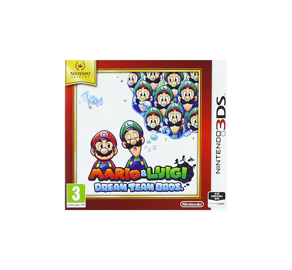 Nintendo Mario Luigi: Dream Team Bros. Nintendo