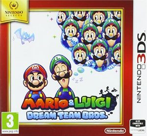 Nintendo Mario Luigi: Dream Team Bros.
