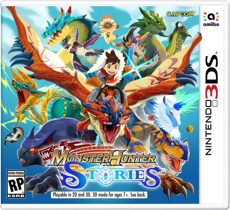 Nintendo Monster Hunter Stories Nintendo