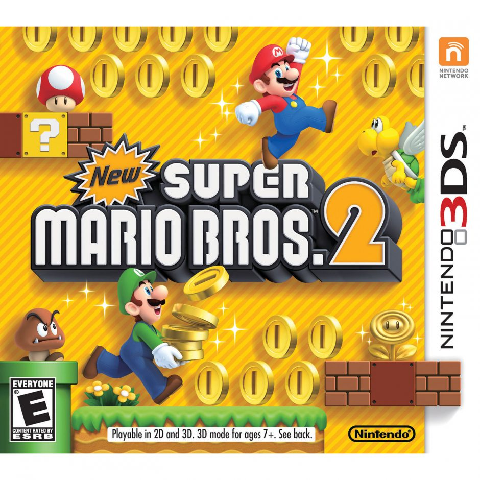 Nintendo New Super Mario Bros. 2 Nintendo