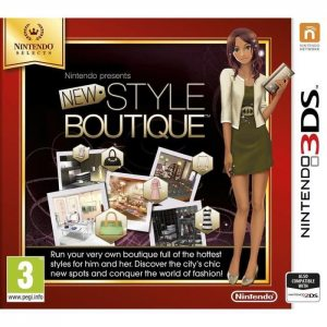 Nintendo Nintendo presents: New Style Boutique
