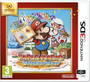 Nintendo Paper Mario: Sticker Star (Selects)