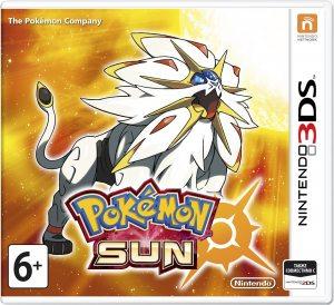 Nintendo Pokemon Sun