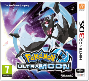 Nintendo Pokemon Ultra Moon