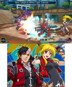 Nintendo Project X Zone 2 Nintendo