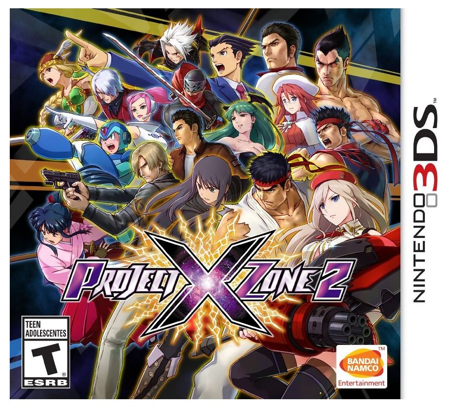 Nintendo Project X Zone 2 Nintendo