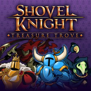 Nintendo Shovel Knight: Treasure Trove