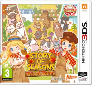 Nintendo Story of Seasons: Trio of Towns