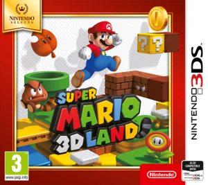 Nintendo Super Mario 3D Land (Selects)