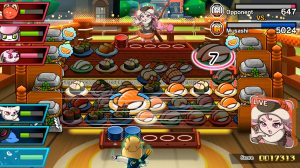 Nintendo Sushi Striker: The Way of Sushido 3DS Nintendo