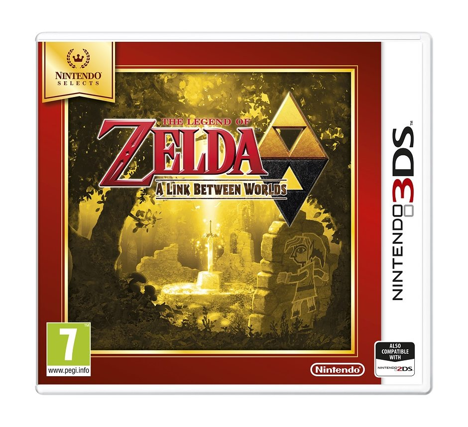 Nintendo The Legend of Zelda: A Link Between Worlds Nintendo
