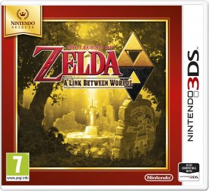 Nintendo The Legend of Zelda: A Link Between Worlds