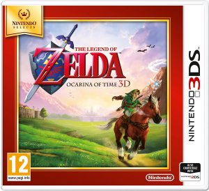 Nintendo The Legend of Zelda: Ocarina of Time 3D