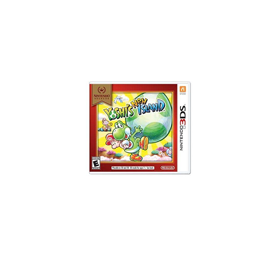 Nintendo Yoshi's New Island Nintendo