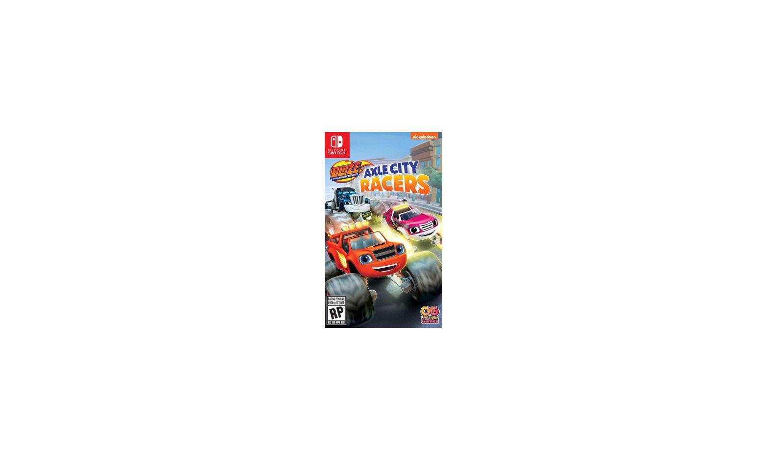 Nintendo Вспыш и чудо-машинки: Гонщики Эксл Сити Nintendo