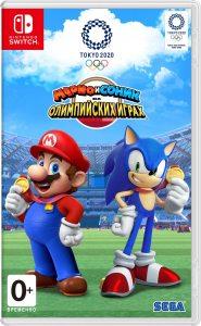 Nintendo Марио и Соник на Олимпийских играх 2020 в Токио