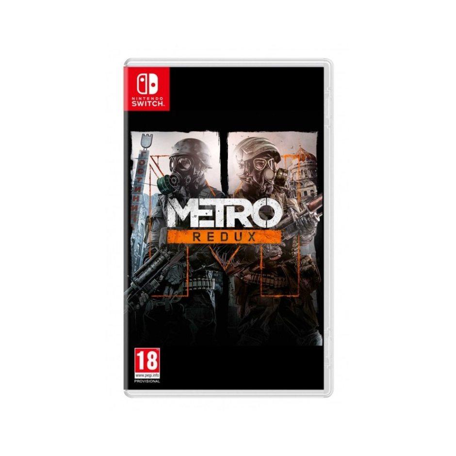 Nintendo Метро Redux Nintendo