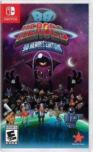 Nintendo 88 Heroes: 98 Heroes Edition