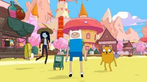 Nintendo Adventure Time: Pirates of Enchiridion Nintendo