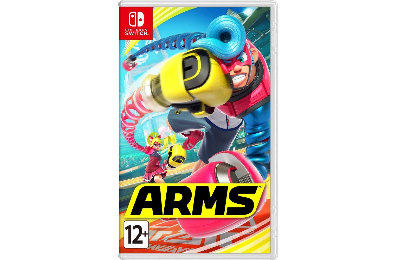 Nintendo Arms Nintendo