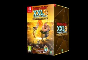 Nintendo Asterix and Obelix XXL 3 - The Crystal Menhir Коллекционное издание