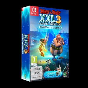Nintendo Asterix and Obelix XXL 3 - The Crystal Menhir Limited Edition