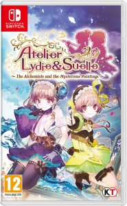 Nintendo Atelier Lydie and Suelle The Alchemists and the Mysterious Paintings
