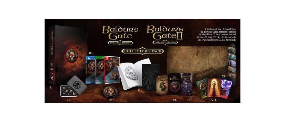 Nintendo Baldur's Gate: Enhanced Edition и Baldur's Gate II: Enhanced Edition Nintendo
